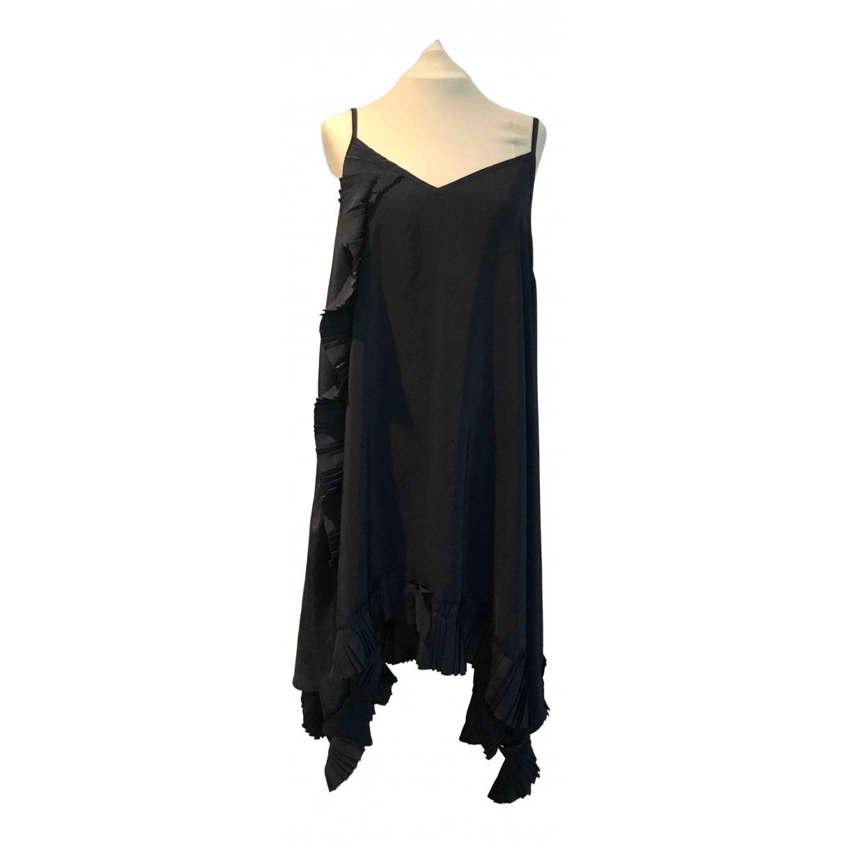 Parosh \N Kleid in  Marine Polyester