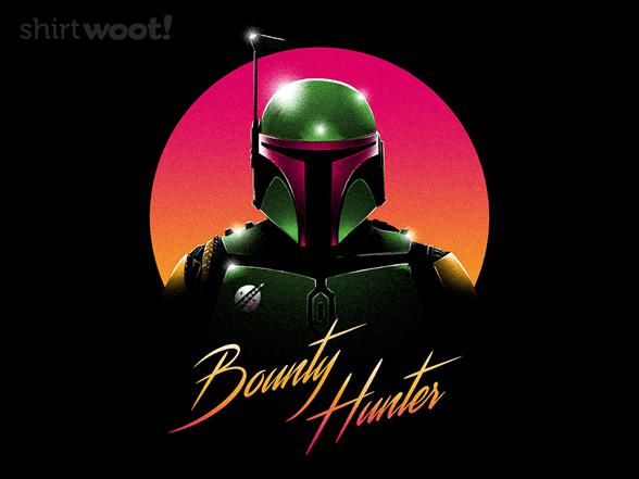 Mandalorian Hunter T Shirt
