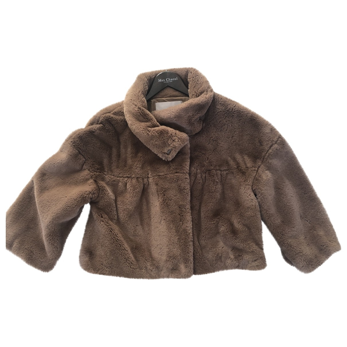 Georges Rech \N Brown coat for Women 36 FR