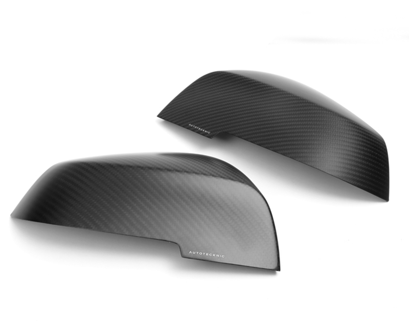 AutoTecknic Dry Carbon Mirror Covers BMW F22 228i 14-16