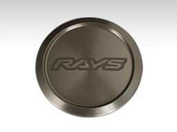 Rays ZE40|TE37 Ultra Center Cap Dash White