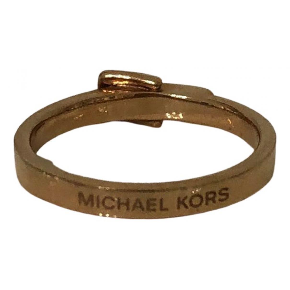 Anillo Michael Kors