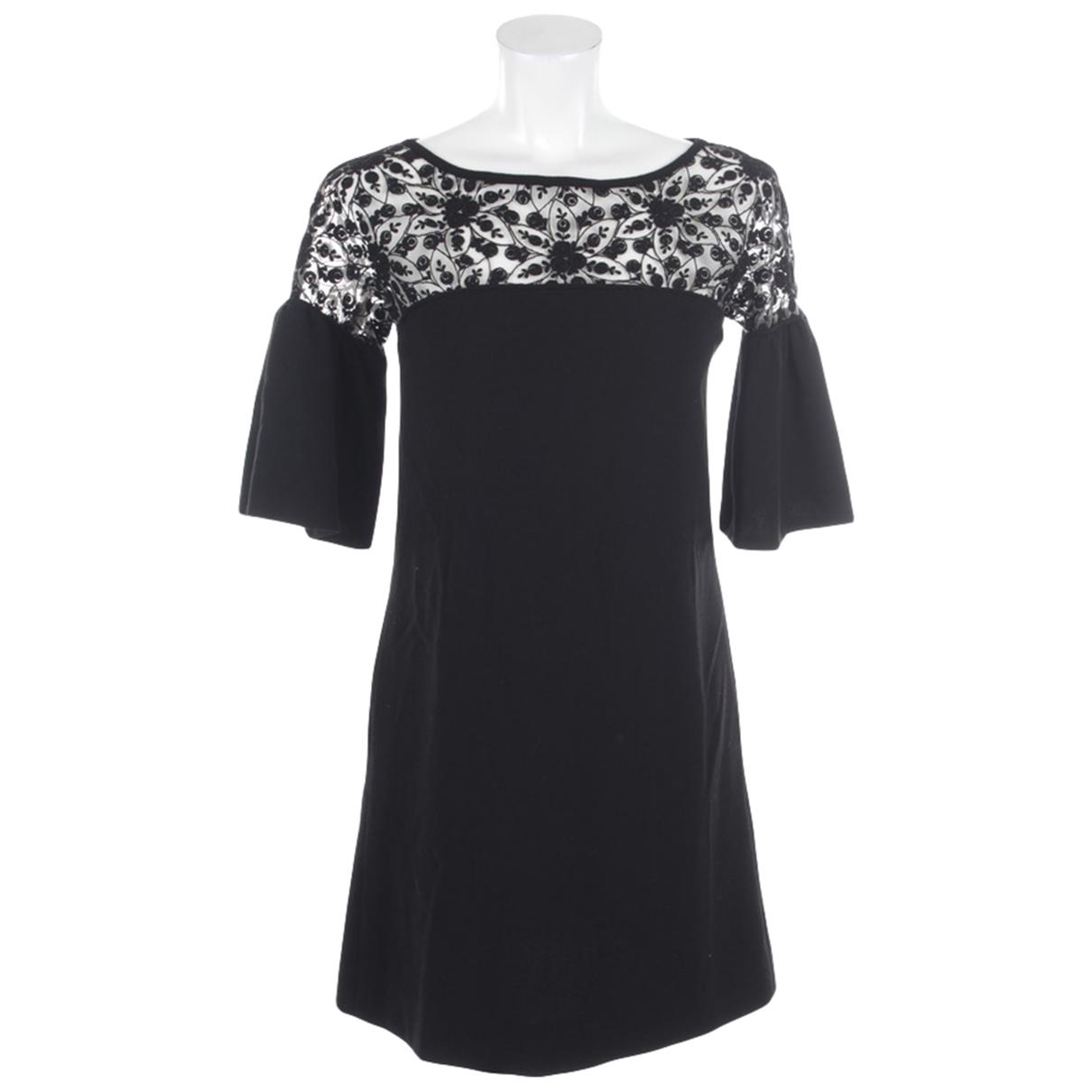 Goat N Black Wool dress for Women 32 FR