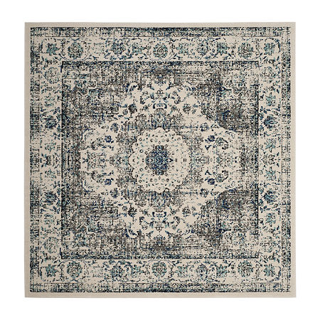 Safavieh Henrika Oriental Square Rugs, One Size , Multiple Colors