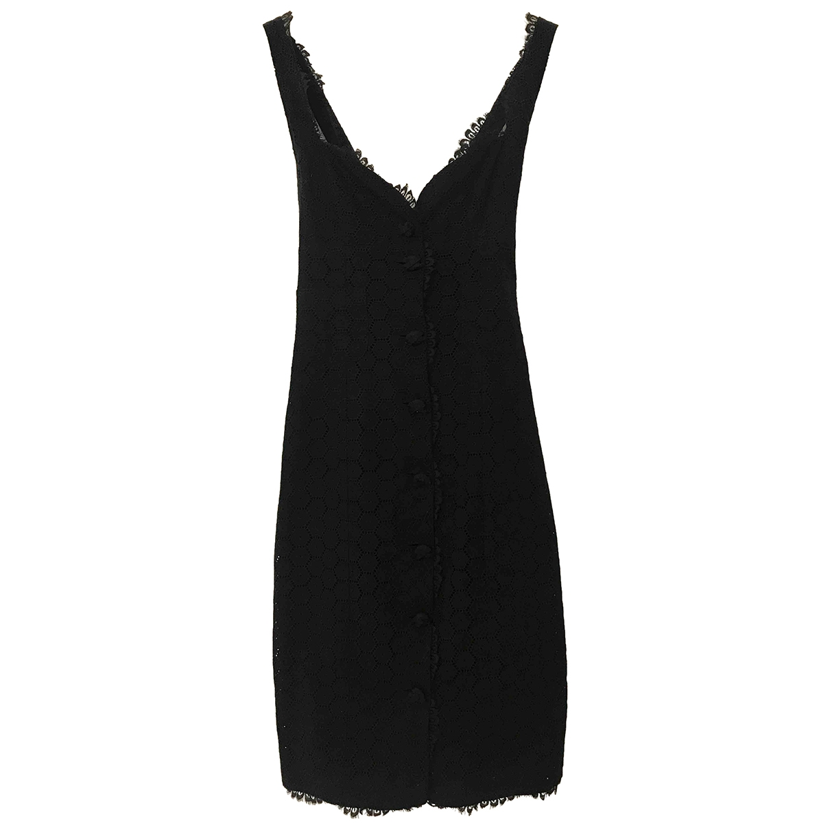Blumarine - Robe   pour femme en dentelle - noir
