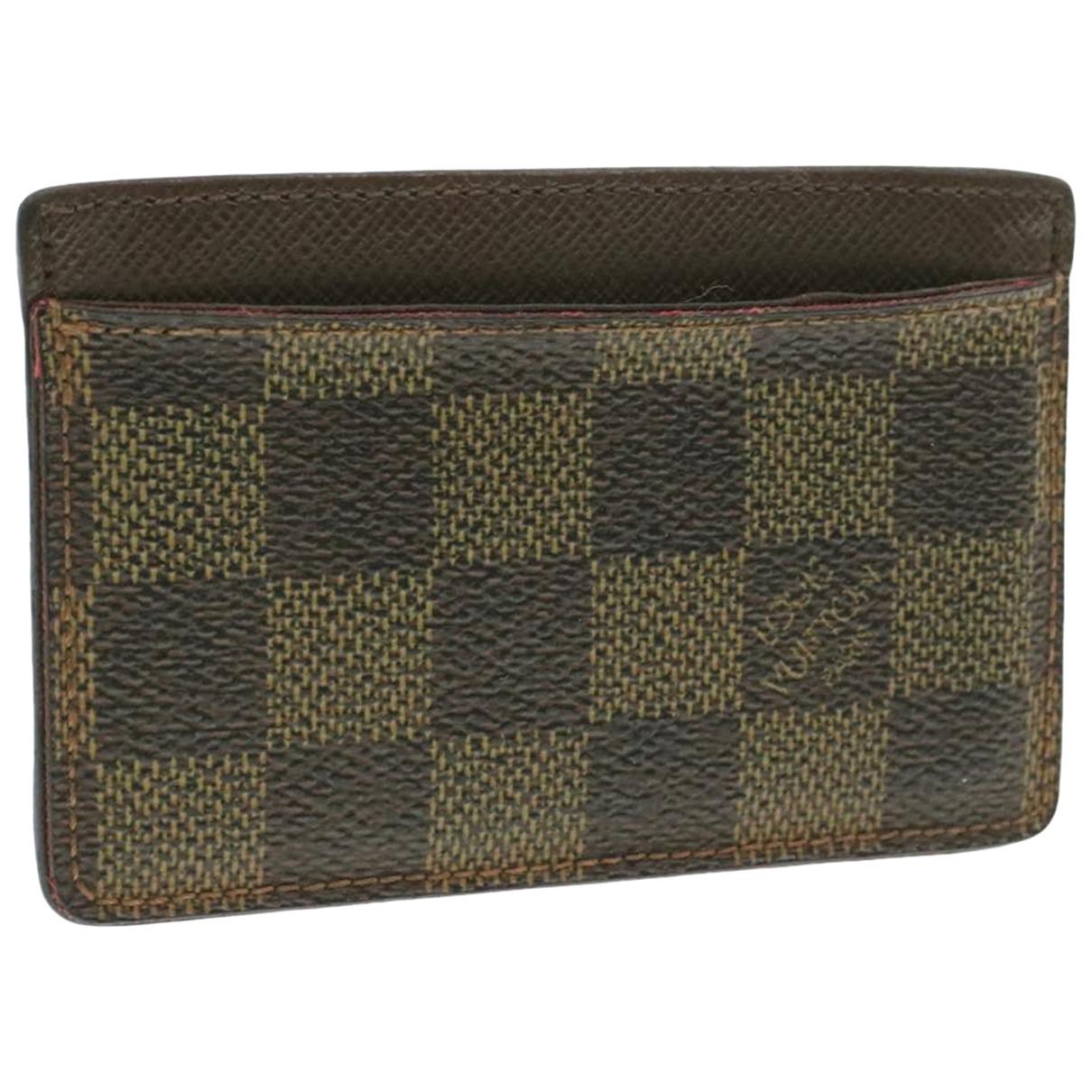 Louis Vuitton N Brown scarf for Women N