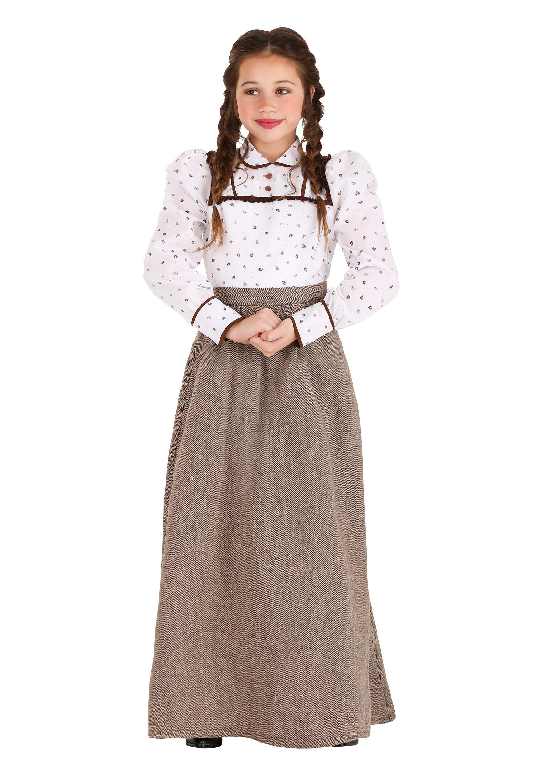 Westward Pioneer Kid's Costume