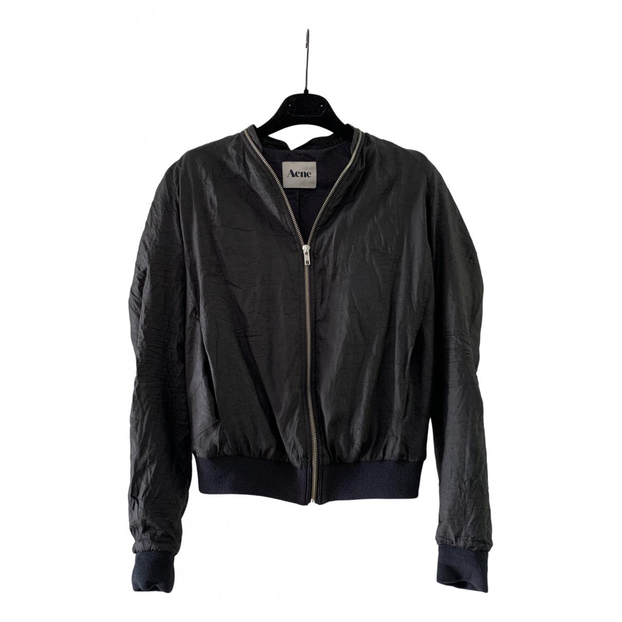 Acne Studios \N Navy jacket for Women 36 FR