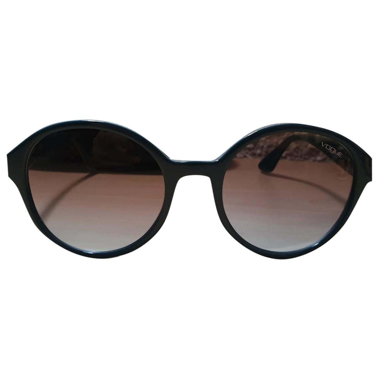 Vogue \N Blue Sunglasses for Women \N