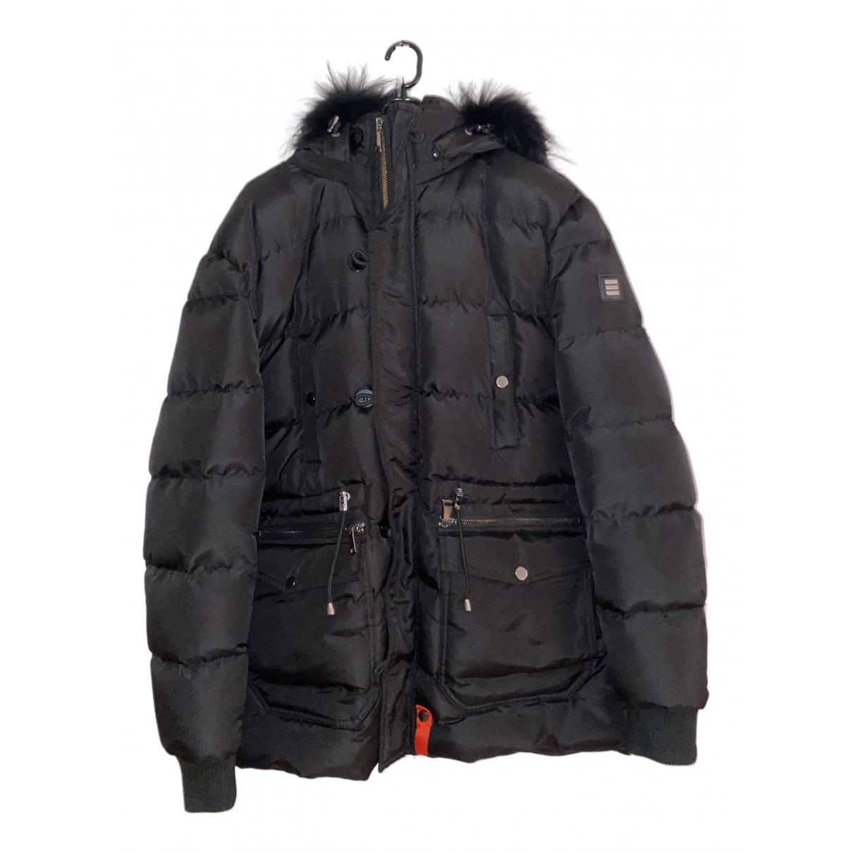Non Signé / Unsigned N Black jacket  for Men L International