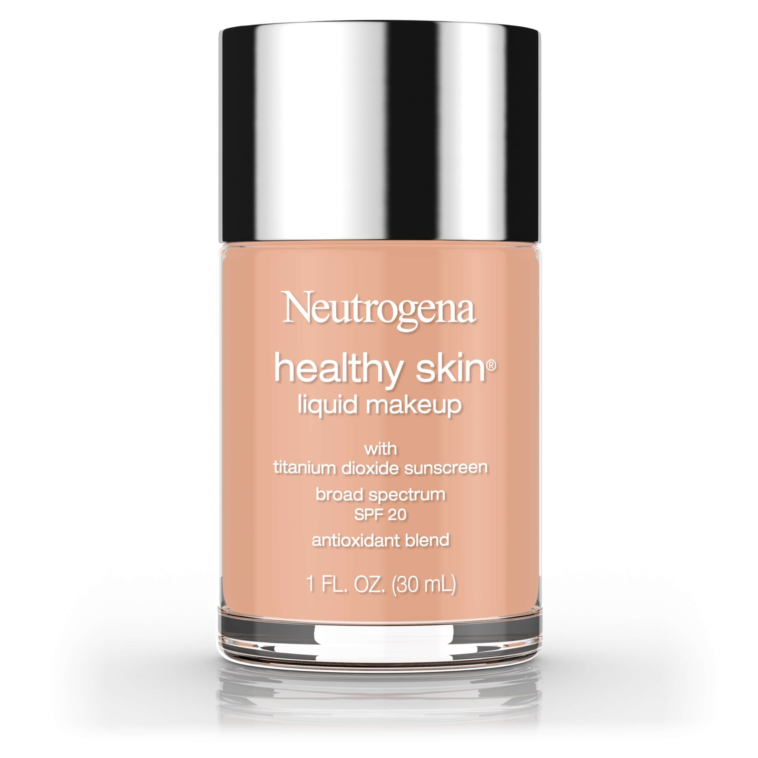 Healthy Skin Liquid Makeup Spf 20 - Soft Beige
