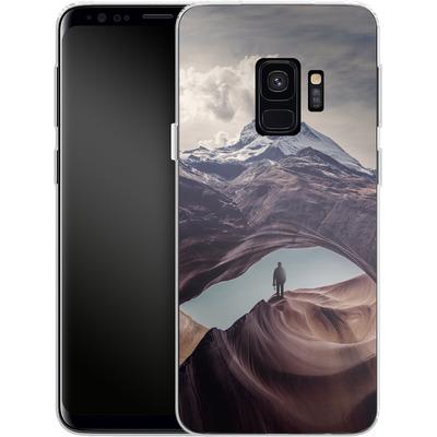 Samsung Galaxy S9 Silikon Handyhuelle - The Great Outdoors von Enkel Dika