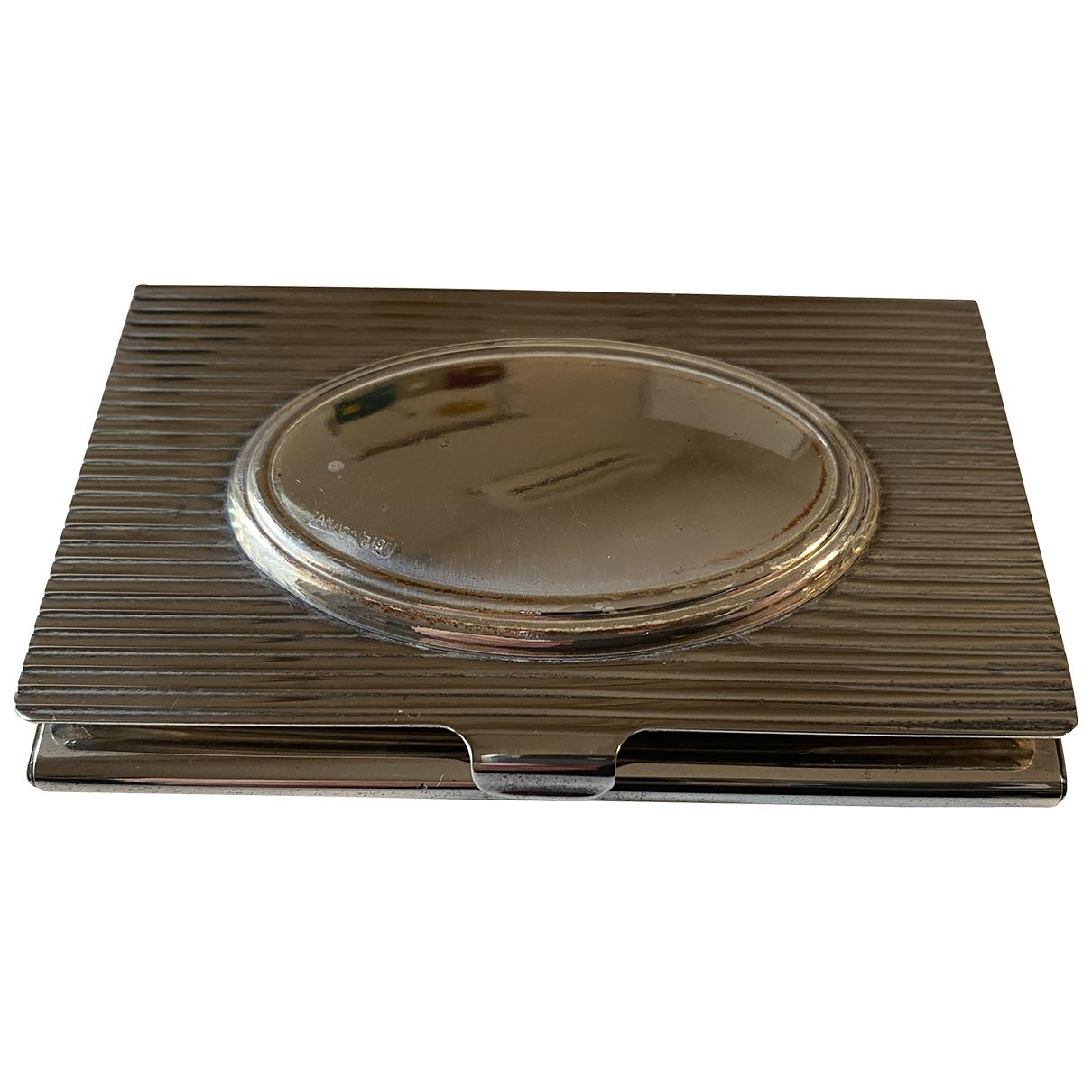 Non Signe / Unsigned \N Tischkultur in  Silber Silber