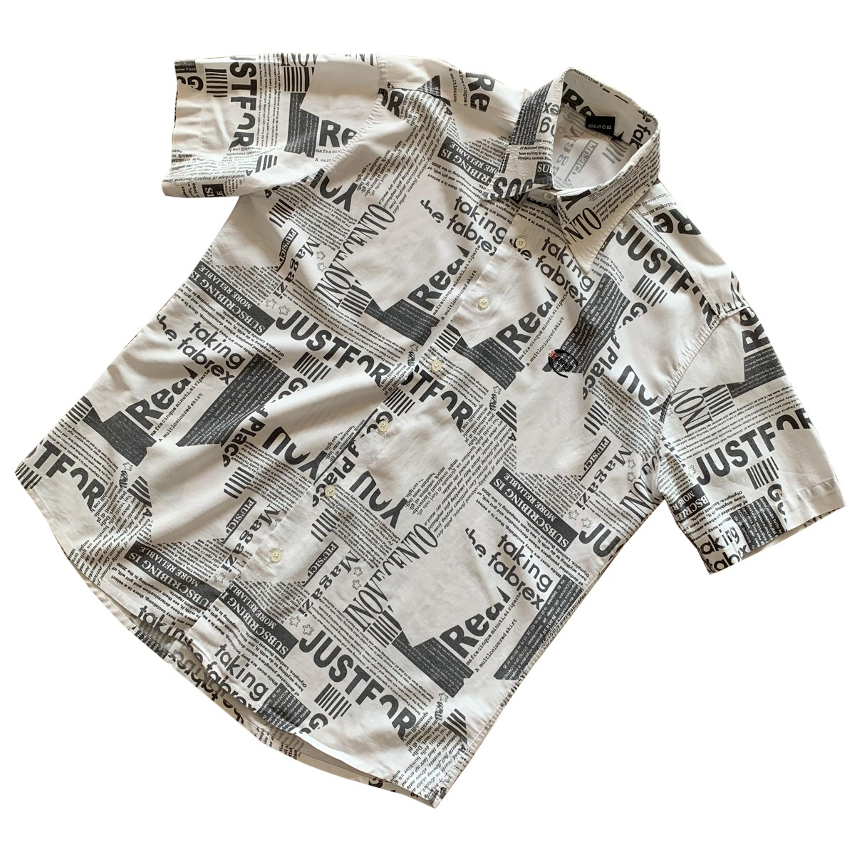 Just Cavalli - Chemises   pour homme en autre - multicolore