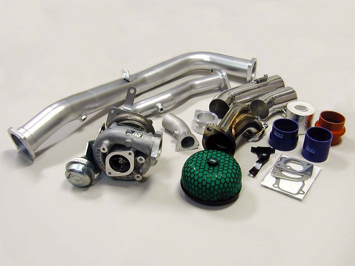 HKS 14020-AN005 GT Turbo Upgrade Kit- No Turbo- Nissan 240SX Silvia S15 99-02
