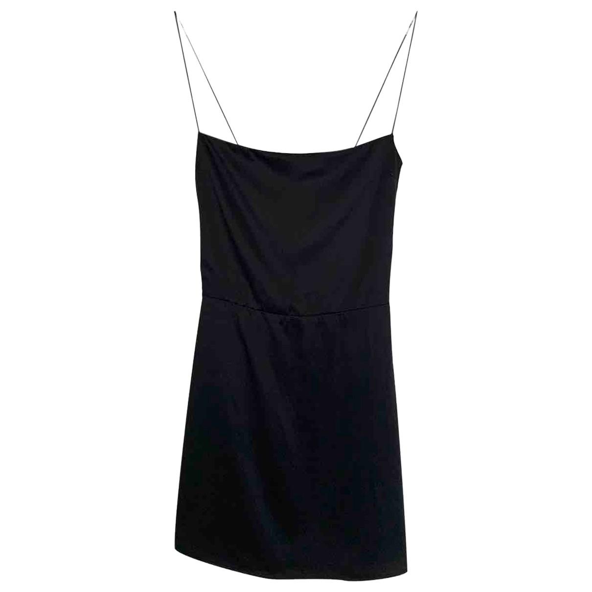 Mini vestido de Seda Reformation