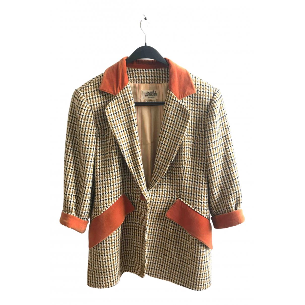 Blazer Tweed Hermes