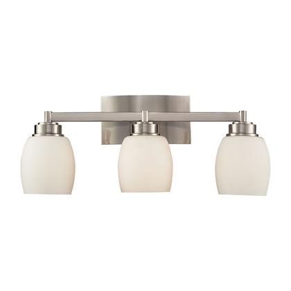 17102/3 Northport 3-Light Vanity in Satin