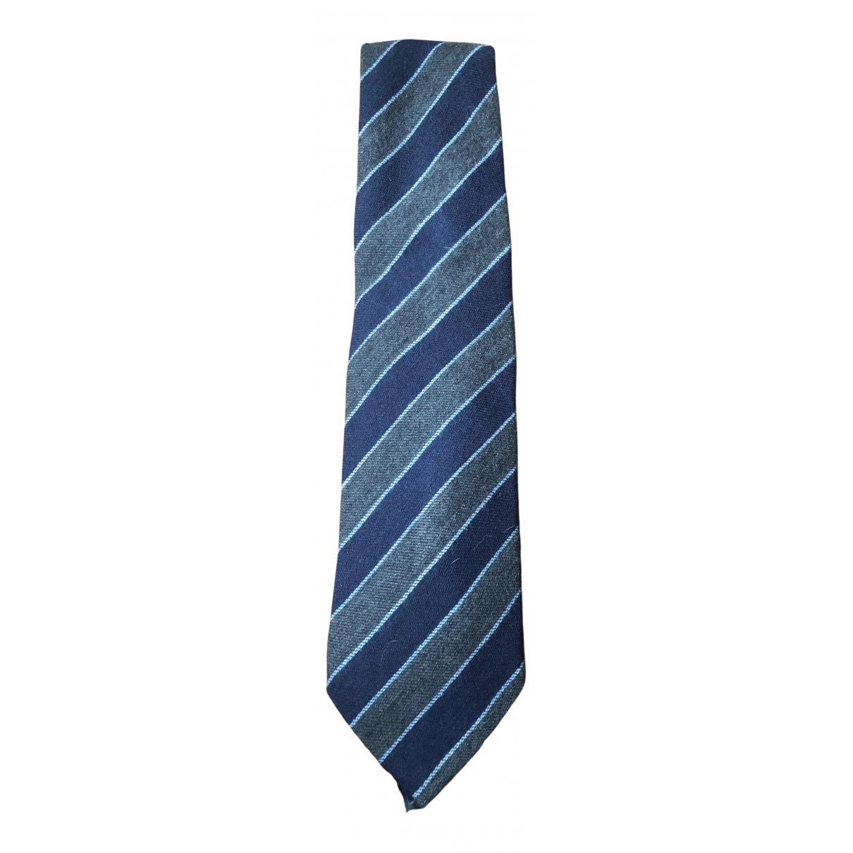 Churchs \N Krawatten in  Bunt Wolle