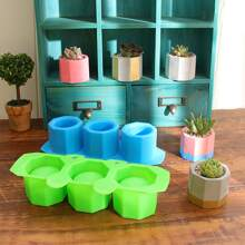 1pc Cup Shaped Random Color Mold