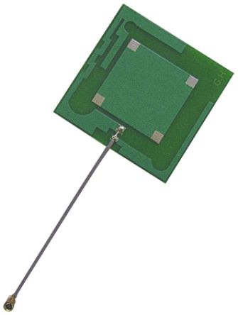 RF Solutions ANT-PCB4242-FL  - 2G (GSM/GPRS), 3G (UTMS) Antenna, , U.FL
