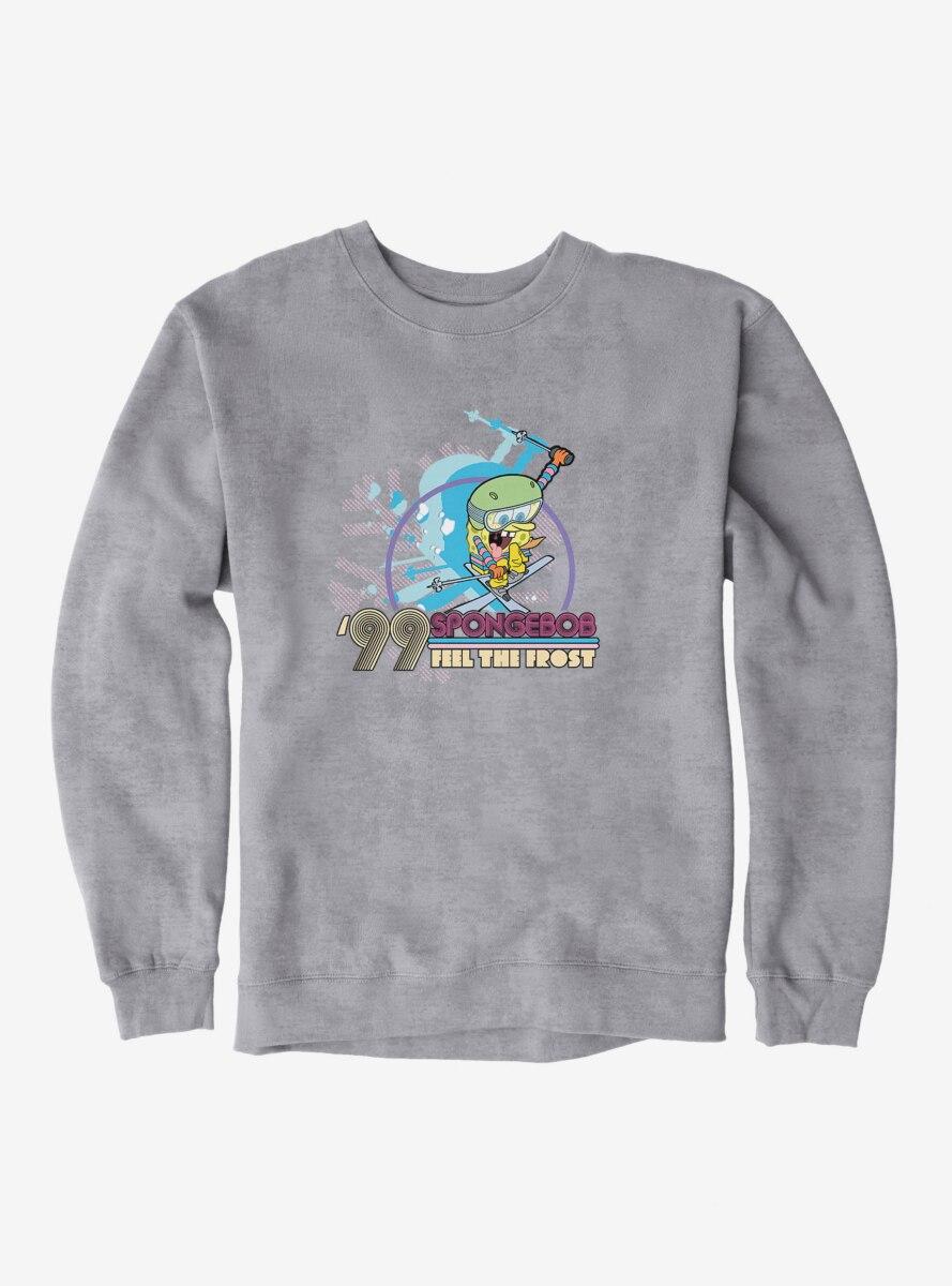 SpongeBob SquarePants '99 SpongeBob Feel Frost Sweatshirt