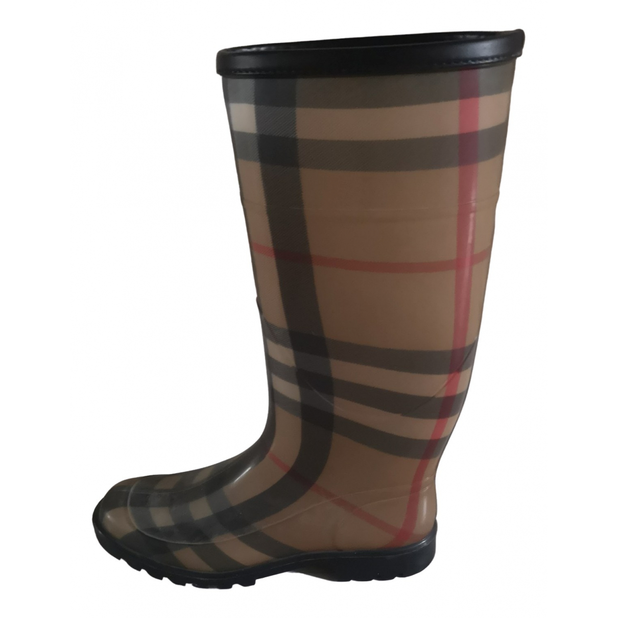 Burberry \N Rubber Boots for Women 40 EU