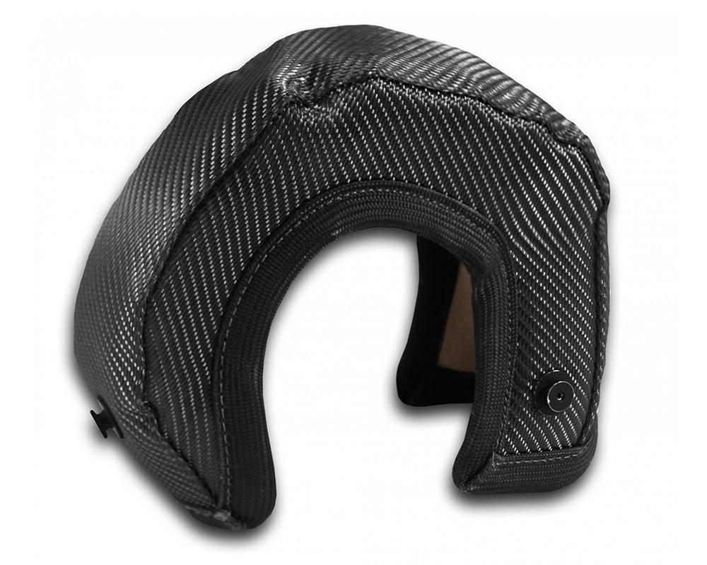 Turbo Heat Shield T3 Ricochet Black Kit Thermo Tec 15073