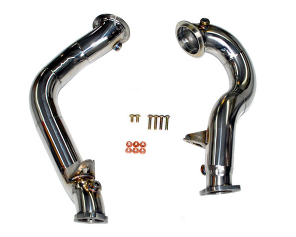 Fabspeed FS.BMW.N54.CBDP Race Downpipes BMW 135i N54 08-10