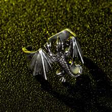1pc Animal Design Luminous Ring