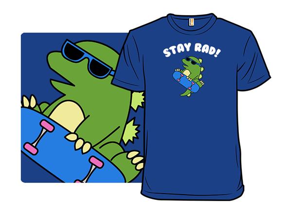 Radzilla T Shirt