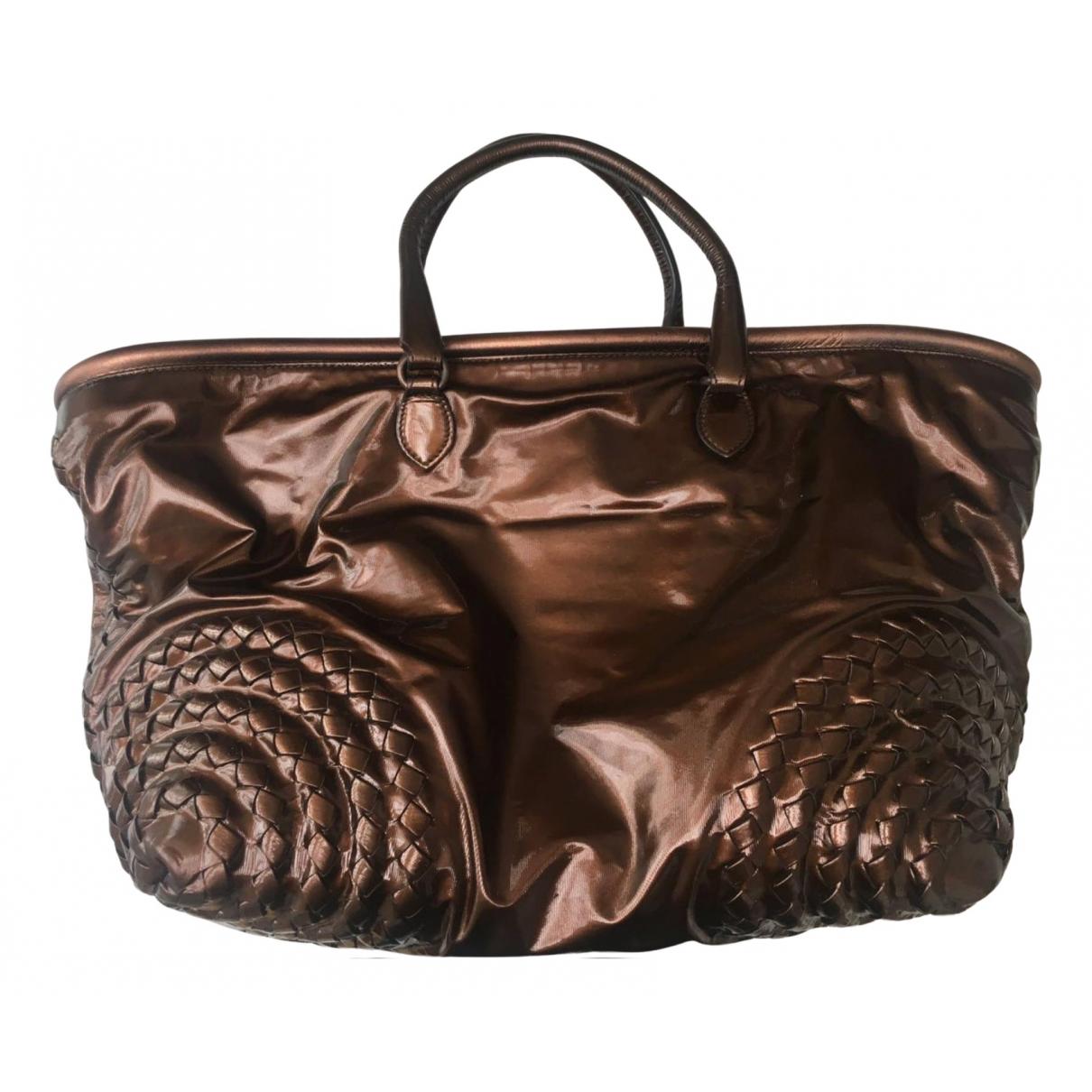 Bottega Veneta N Brown Leather handbag for Women N