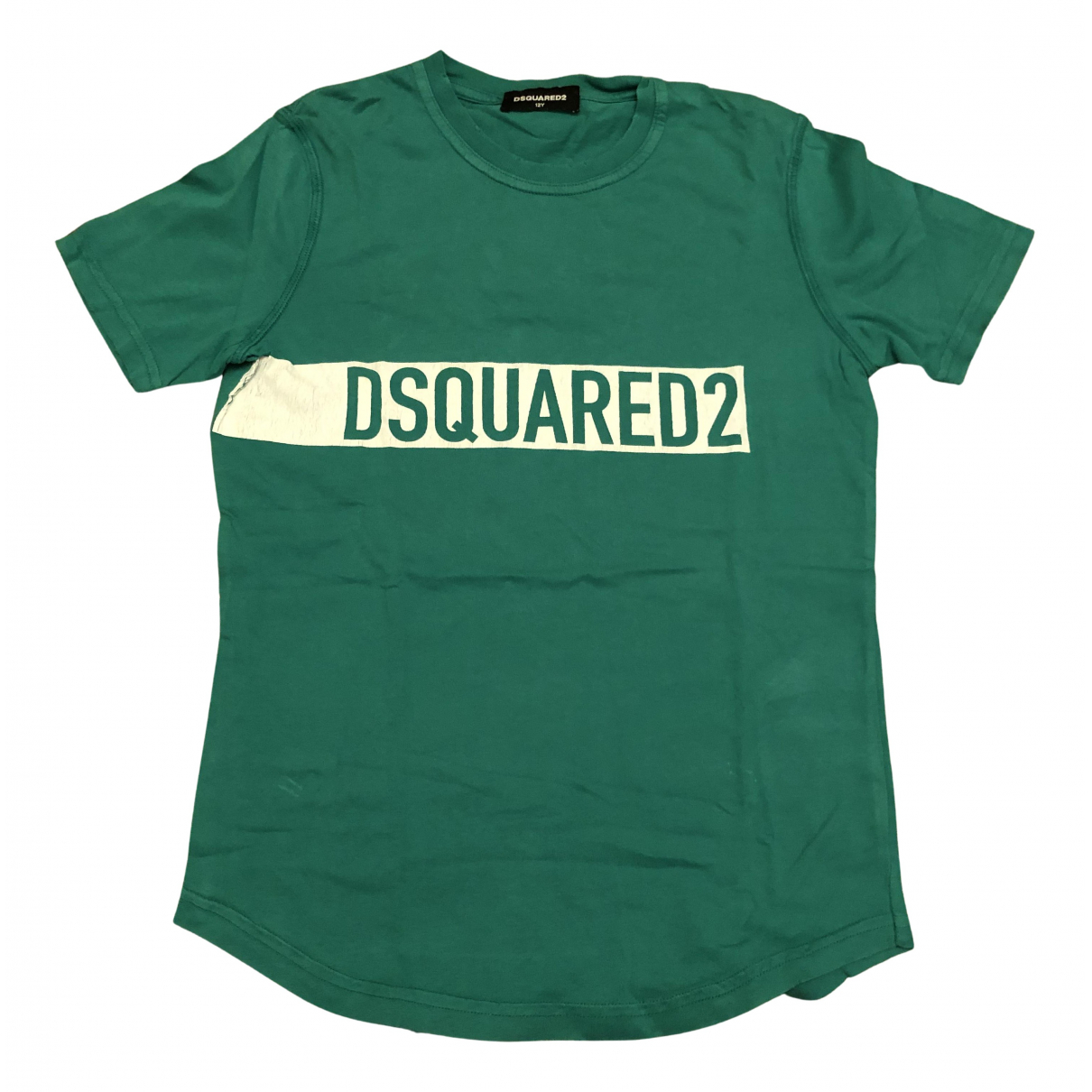 Dsquared2 N Green Cotton  top for Women S International