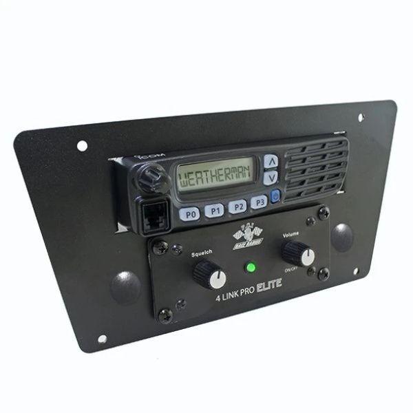 PCI Race Radios PRR2276 Kenwood Radio Intercom Mounting Bracket Yamaha YXZ