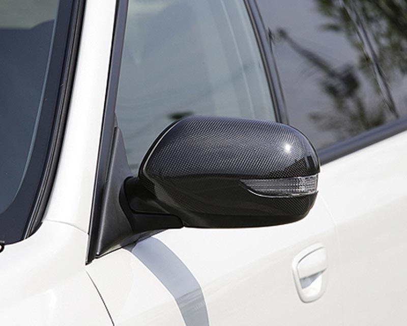 INGS LX Sport Carbon Mirror Cover Subaru Legacy B4 07-09