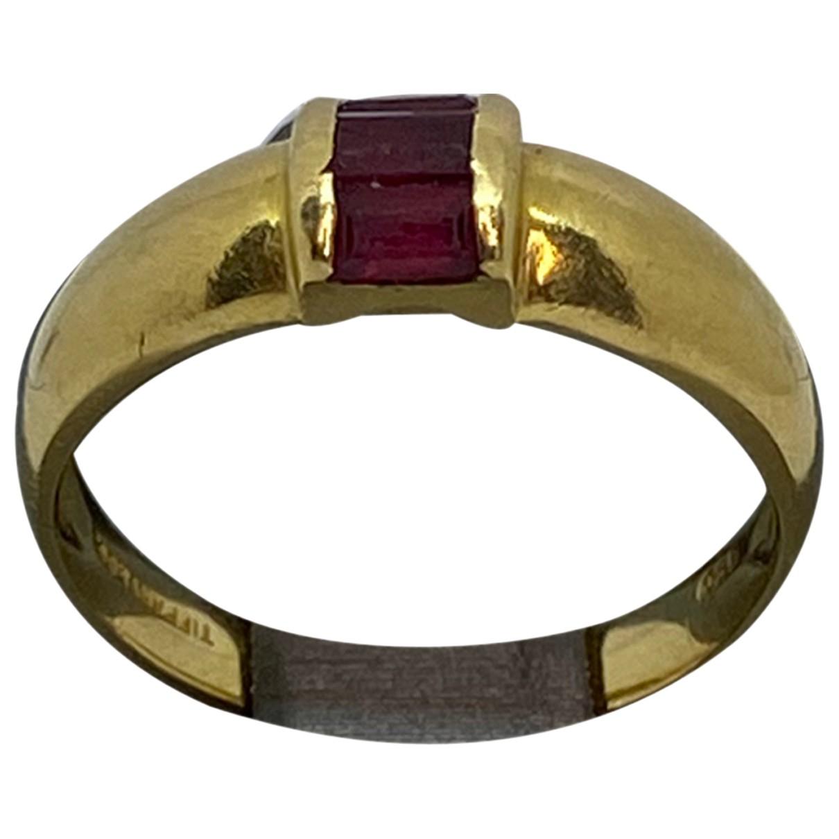Tiffany & Co - Bague   pour femme en or jaune