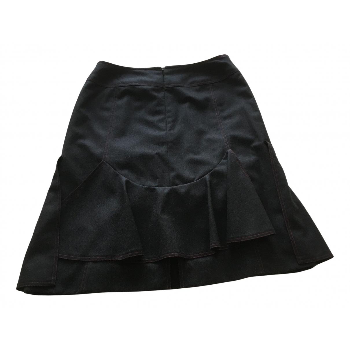 Falda midi de Lana Chanel
