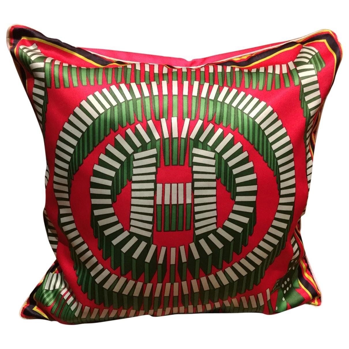 Hermes - Linge de maison   pour lifestyle en soie - multicolore