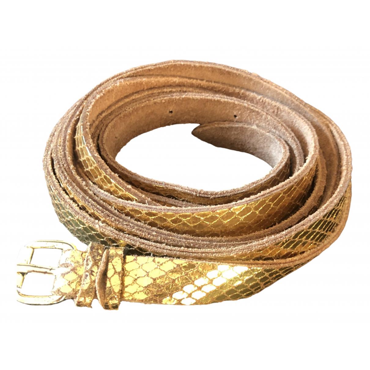 Cinturon de Cuero Tara Jarmon