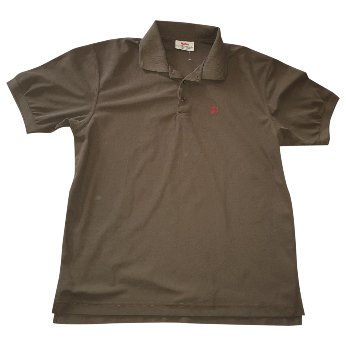 Fjallraeven - Polos   pour homme en coton - marron