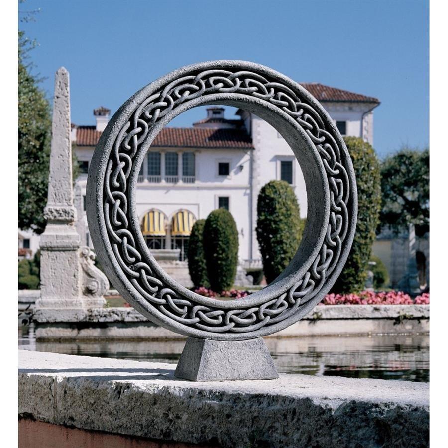 Design Toscano Celtic Circle of Life Sculpture (Grey - Resin)