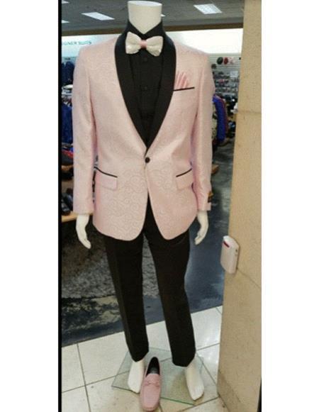 Mens Blazer Pink(Wholesale Price $75 (20PC&UPMinimum))