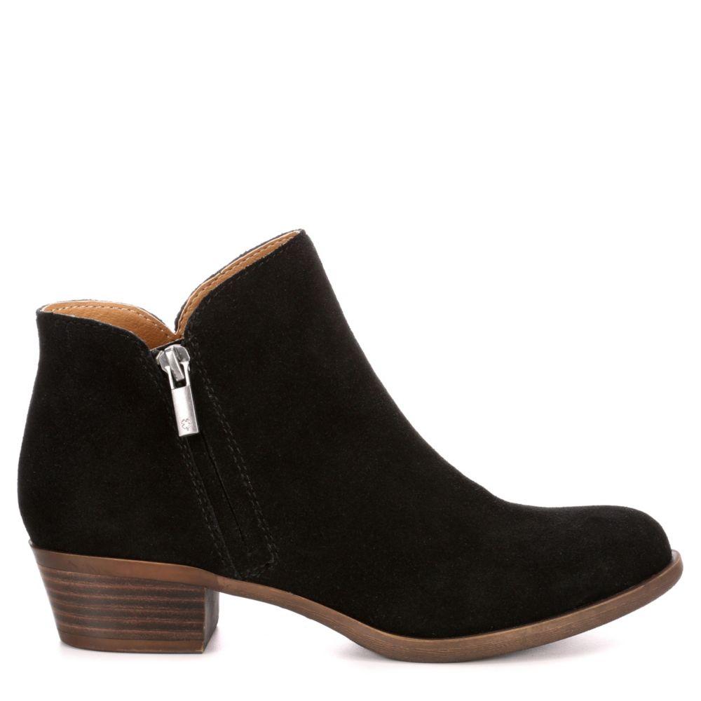 Lucky Brand Womens Bekleen Ankle Booite