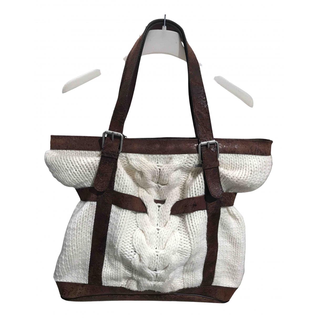 Woolrich N White Wool handbag for Women N