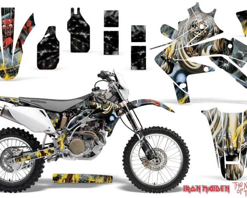 AMR Racing Dirt Bike Decal Graphics Kit Sticker Wrap For Honda CRF450X 2005-2016áIM NOTB