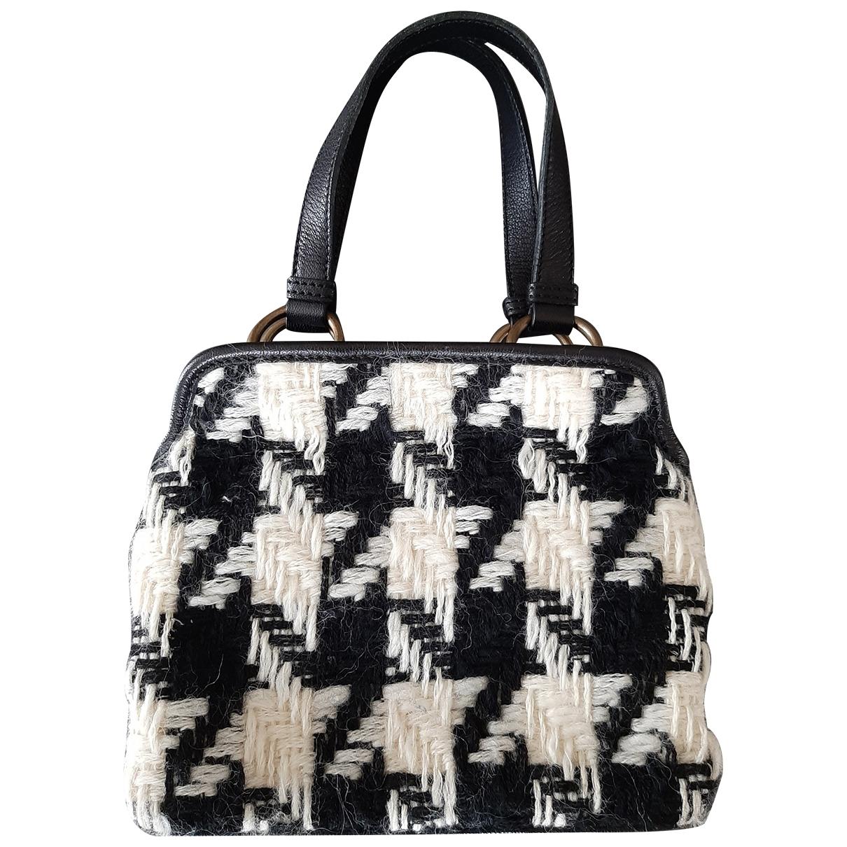 Miu Miu \N Handtasche in Wolle