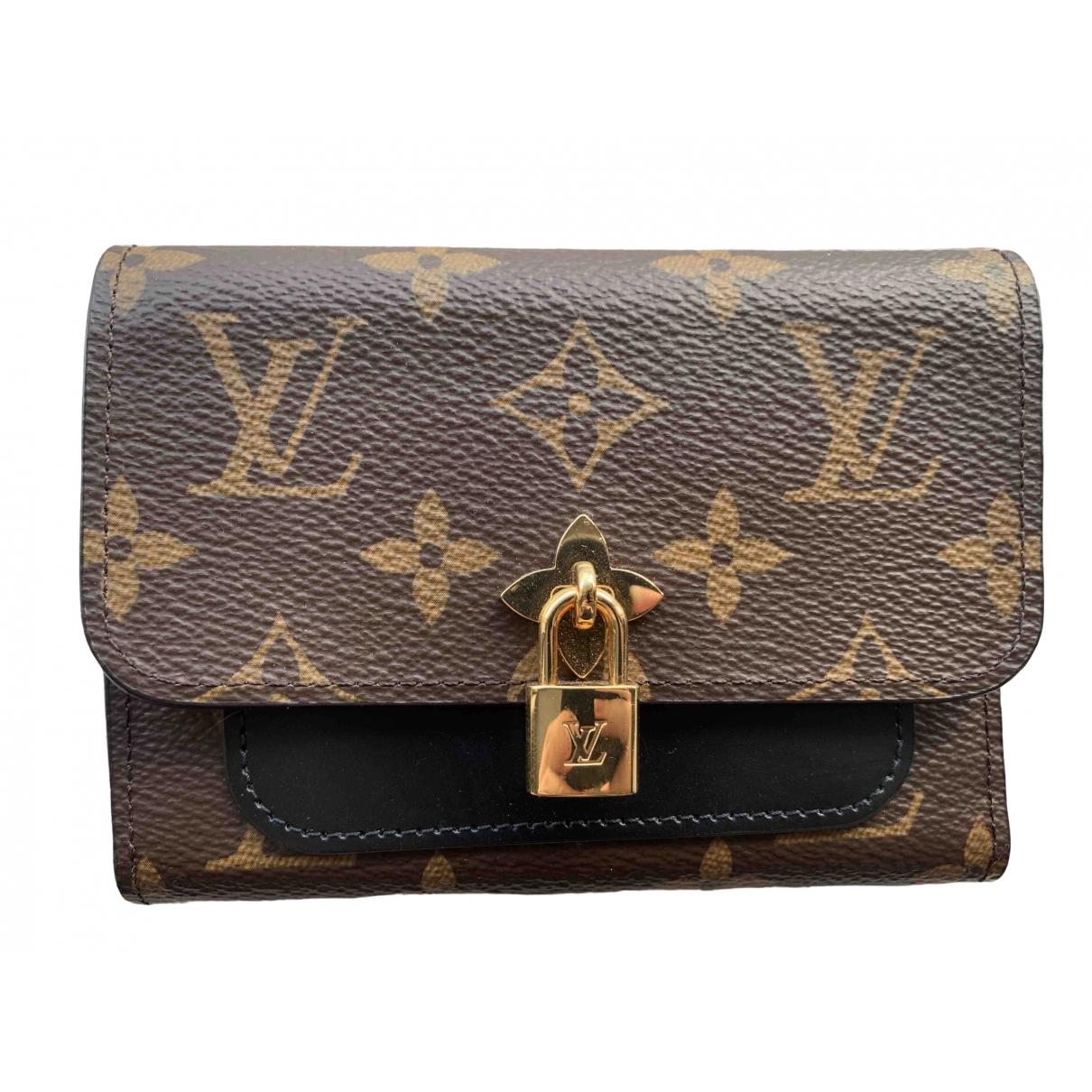 Cartera Marignan de Lona Louis Vuitton