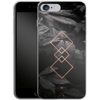 Apple iPhone 6 Plus Silikon Handyhuelle - Gothic Pattern von #basic