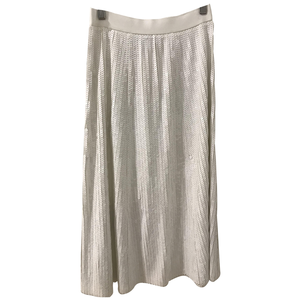 Zara \N White skirt for Women S International