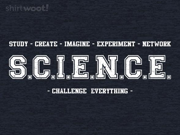 Acronym T Shirt